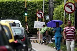 Al parecer los semáforos de este sector tienen algunos problemas al finalizar el día. Así lo denuncia un habitante.  - Imagen Archivo/GENTE DE CAÑAVERAL