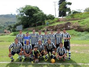Este es el equipo de Saucará que participa en el torneo. - Suministrada / GENTE DE CAÑAVERAL