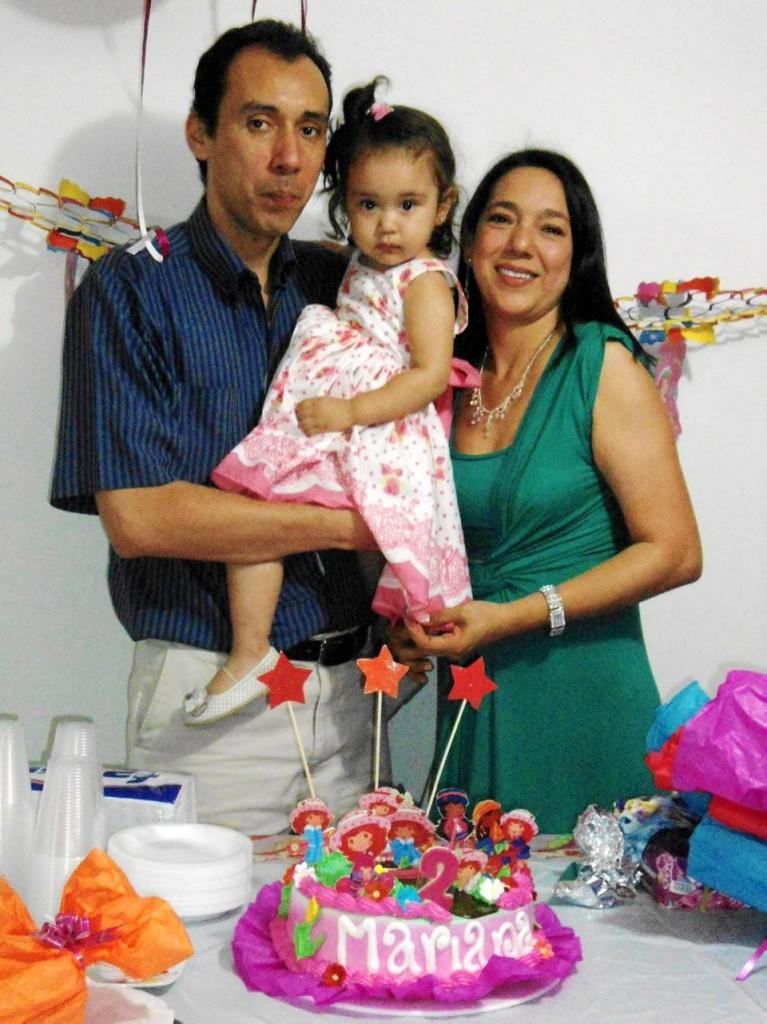 Joselín Muñoz, Mariana Muñoz Torres y Amanda Torres Díaz - /GENTE DE CAÑAVERAL