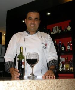 La pasión y el gusto por la comida mediterránea han hecho que Fabio deje fluir toda su creatividad a la hora de cocinar
