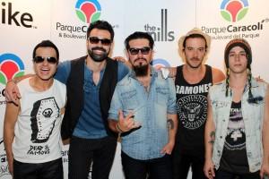 El baterista de la banda es el actor y modelo Diego Cadavid.  - Imagen Suministrada/ GENTE DE CAÑAVERAL
