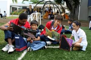 Los estudiantes de los últimos grados fueron los encargados de dar a conocer la importancia en la comunidad estudiantil.  - Imagen Suministrada/GENTE DE CAÑAVERAL