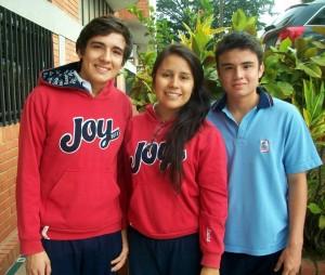 Jairo Gutiérrez, Laura Santos, Jairo Mantilla.  - Imagen suministrada / GENTE DE CAÑAVERAL