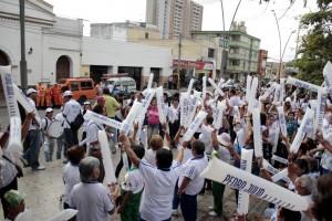 Grupos de ciudadanos de diferente condición han expresado su apoyo a Pedro Julio Solano Osorio. - Suministrada / GENTE DE CAÑAVERAL