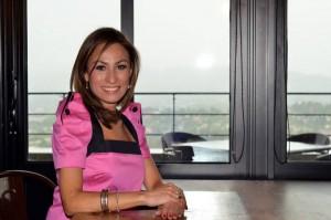 Adriana Granados se especializó en vestidos de novia y de noche. Ha representado a Francia en otras ciudades de Europa.  Imagen Suministrada / GENTE DE CAÑAVERAL