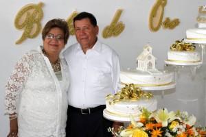 Pedro Pablo Mojica y Marina Gamboa De Mojica. - Nelson Díaz /GENTE DE CAÑAVERAL
