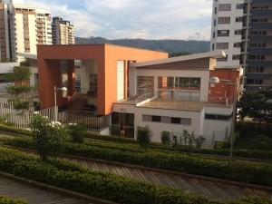 Este es el salón social que desde inicio del año no ha sido usado por los residentes de este conjunto residencial.  - Imagen suministrada / GENTE DE CAÑAVERAL
