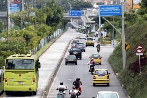 La DTTF empezará un estudio de velocidad en la autopista.  - Javier Gutiérrez/GENTE DE CAÑAVERAL