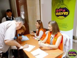 Los estudiantes y docentes de la Universidad Pontificia Bolivariana pondrán en marcha un proyecto que pretende rescatar valores en las familias de la ciudad.  - Imagen suministrada/GENTE DE CAÑAVERAL