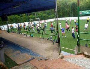 Según Parquemanía, todas las mañanas se realizan jornadas deportivas para la comunidad de la tercera edad.  - Imgen Suministrada/GENTE DE CAÑAVERAL