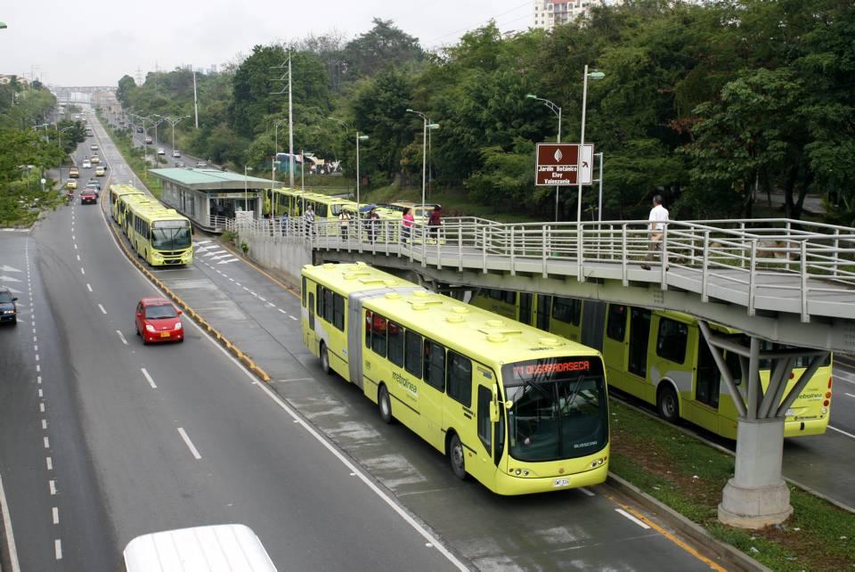 La nueva ruta pretende despejar un poco la P8, que va hasta el Estadio y que es bastante congestionada