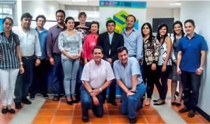Postulados a Santander Apps.  - Imagen suministrada/GENTE DE CAÑAVERAL