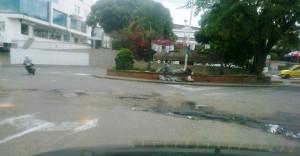 En Cañaveral las personas piden mantenimiento de las vías.  - Imagen Suministrada/GENTE DE CAÑAVERAL