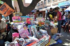 Recuerde que en Cañaveral también se recolectarán juguetes para los niños más necesitados.  - Imegen Archivo /GENTE DE CAÑAVERAL