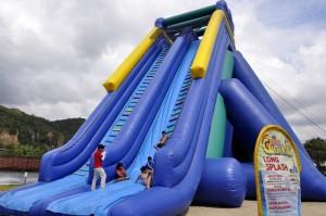 Esta es una de las atracciones más grandes del parque.  - Imagen suministrada /GENTE DE CAÑAVERL