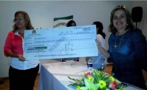 Estos fueron los ganadores del concurso que organizó el área metropolitana. - Imagen suministrada/GENTE DE CAÑAVERAL