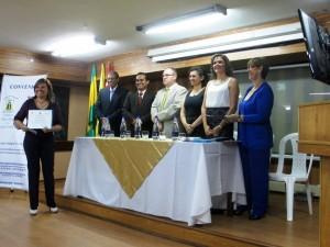 En días pasados se ralizó la entrega de certificados.  - Imagen suministrada/GENTE DE CAÑAVERAL