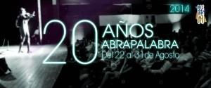Se abrió la convocatoria para  diseñar la imagen oficial de Abrapalabra 2014. - Suministrada/GENTE DE CAÑAVERAL