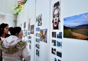 Esta fue la exposición, 'Colombia x distante' que se realizó en 2013. - Imgen suministrada/GENTE DE CAÑAVERAL