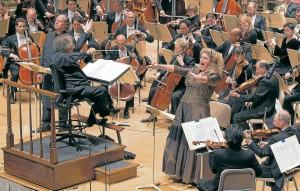 En las sinfónicas hay tres grupos de instrumentos. Viento: flautas, oboes, clarinetes, fagotes, cornos, trompetas, trombones, tubas, corno inglés, saxofón, clarinete bajo, tubas wagnerianas. Percusión: timbales, triángulo, tambor, platillos, gong, campanas, castañuelas. Cuerdas: violines primeros, violines segundos, violas, violenchelos, contrabajos. - / GENTE DE CAÑAVERAL