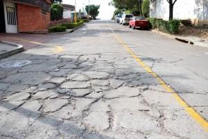 Así se ve la vía, los habitantes piden ayuda. - Imagen suministrada/GENTE DE CAÑAVERAL