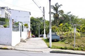 Los habitantes de Molinos Altos piden la presencia de la Policía los fines de semana.  - Laura Herrera/GENTE DE CAÑAVERAL