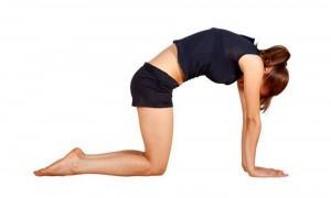 Esta es la postura de la cobra, que ayuda sobre todo a las mujeres.  - Tomada de internet/GENTE DE CAÑAVERAL