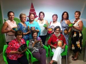 Ángela Gómez y Lucía Díaz celebraron su cumpleaños con una tarde llena de color y grandes amigas. La celebración se realizó en Pincélate. - Suministrada /GENTE DE CAÑAVERAL