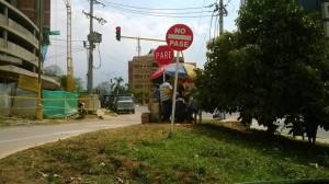 Los habitantes piden control al aumento de vendedores informales en Cañaveral.  - Suministrada /GENTE DE CAÑAVERAL