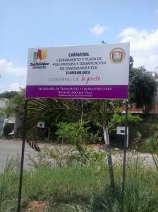 La comunidad espera que la obra inicie rapidamente.  - Suministrada/GENTE DE CAÑAVERAL