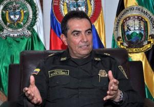 Coronel Nelson Ramírez Suárez.