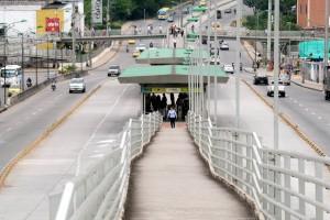 El Comandante de la Mebuc dice que no habrá Policía dentro de las estaciones, solo en los puentes. - Archivo/GENTE DE CAÑAVERAL