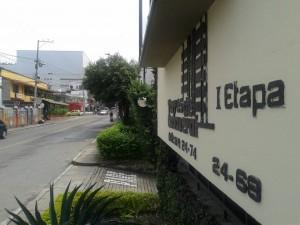 La comunidad pide que los andenes sean respetados.  - Sumininistrada/GENTE DE CAÑAVERAL