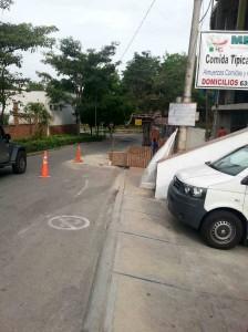 La comunidad pide medidas de seguridad.  - Suministrada/GENTE DE CAÑAVERAL