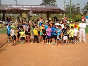 Los niños fueron los protagonistas de este encuentro deportivo. - Suministrada /GENTE DE CAÑAVERAL