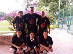 Este es el equipo de sevicios especiales del Club Campestre.  - Suministrada /GENTE DE CAÑAVERAL
