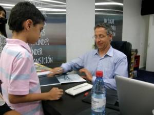 Los pequeños pudieron gozar de una gran jornada de lectura con su autor favorito.  - Audry Laguado /GENTE DE CAÑAVERAL