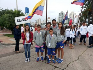 Simón de nuevo deja en lato el nombre del país en Sur América.  - Suministrada/GENTE DE CAÑAVERAL
