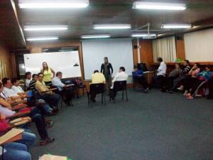 Los docentes intercambian conocimiento en la reunión de la Alianza de Colegios.  - Imagen suministrada/GENTE DE CAÑAVERAL