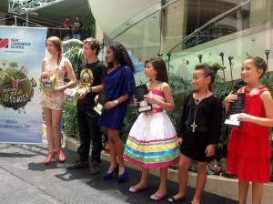 Estudiantes de diferentes instituciones participaron en el concurso de canto.  - Suninistrada/GENTE DE CAÑAVERAL
