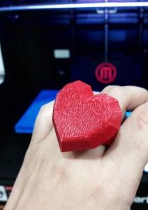 Este es el resultado final de una impresión en 3D.  - Siministrada/GENTE DE CAÑAVERAL