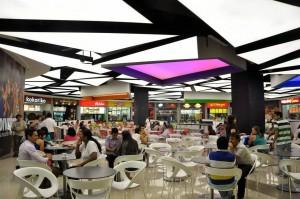 La idea es que las personas puedan almorzar y disfrutar del centro comercial.  - Archivo/GENTE DE CAÑAVERAL