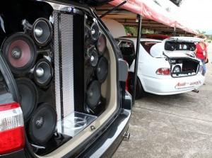 Los carros y el sonido están listos para la exposición 2014. - Archivo/GENTE DE CAÑAVERAL