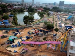 Parque Acualago en Lagos Cañaveral.