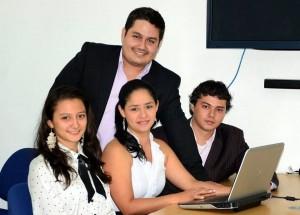 Este s el grupo completo de emprendedores de Santander.  - Suministrada/GENTE DE CAÑAVERAL