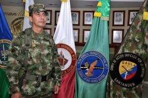 El Coronel López espera seguir en la institución y llegar a General