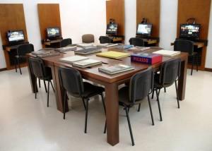 La sala de lectura de la sede física dispone de toda la tecnología para vivir una gran experiencia. Jóvenes y adultos acuden allí. - Suministrada / GENTE DE CAÑAVERAL