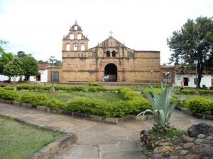 Por mucho tiempo la comunidad de Guane a pedido el arreglo de la iglesia, todo parece indicar que por fin se hará realidad.  - Archivo/GENTE DE CAÑAVERAL