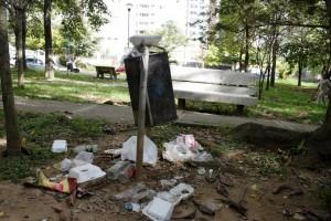 Según la comunidad, algunas personas dejan sus residuos en la calle lo cual genera malos olores y aumento de plagas.  - Archivo/GENTE DE CAÑAVERAL