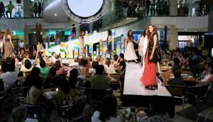 Uno de los eventos más destacados de La Quinta Centro Comercial es la Semana de la Boda, que se realiza este año del 31 de julio al 2 de agosto